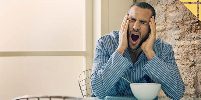 fatigue trop stress manque sommeil