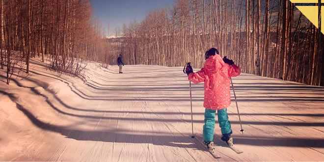 ski eviter blessure sur place
