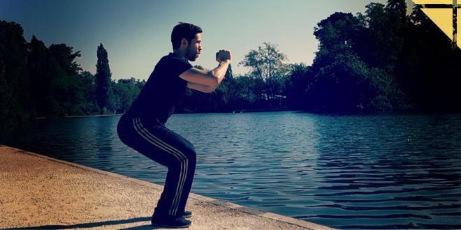squats exercice