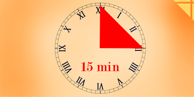 sieste courte durée 15 min
