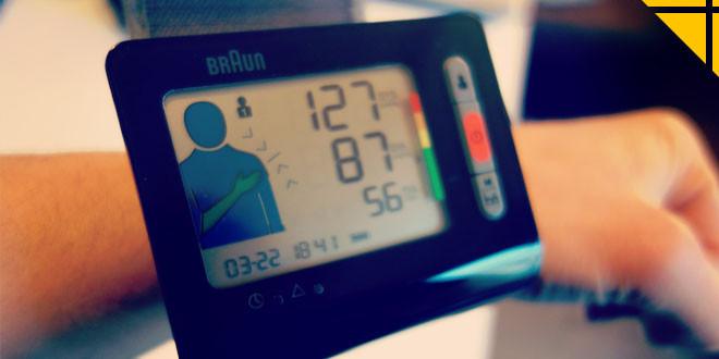 Tension Arterielle mesure