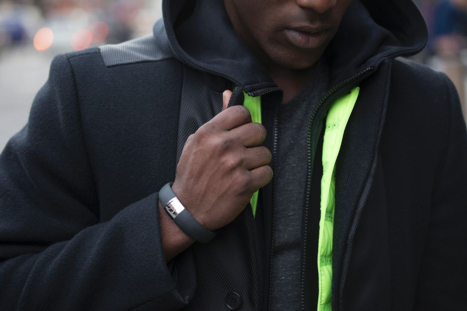 Bracelet connecté veste Nike