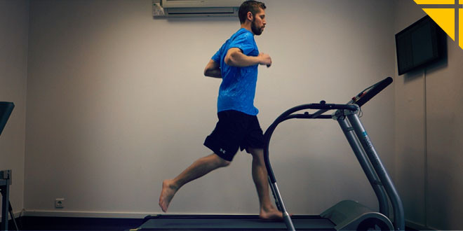 courir vite et tonique ou jogging lent et mou
