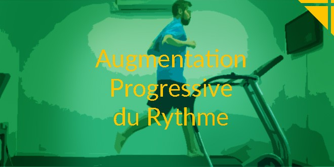 augmentation vitesse course