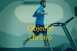 objectif chrono running