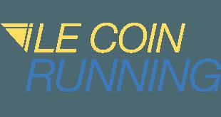 logo le coin running