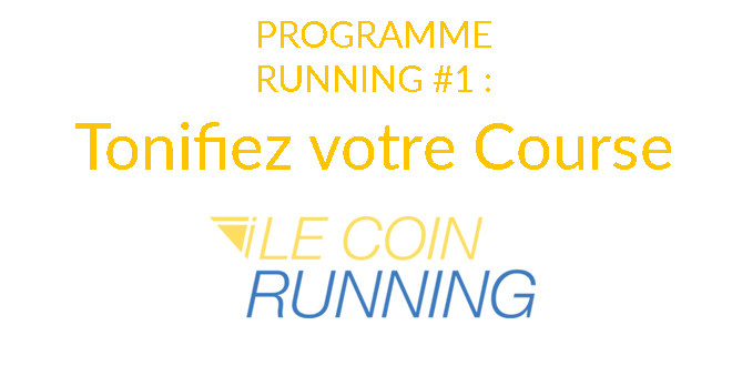 programme running 1 le coin running