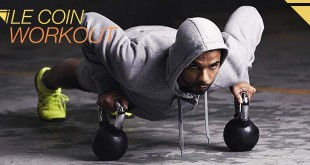 Workout du mois le coin forme