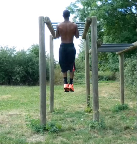 pull ups street workout