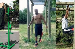 street workouts exercices top 5