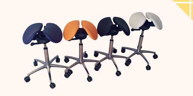 Ergonomie et travail de bureau le coin forme for Chaise de travail